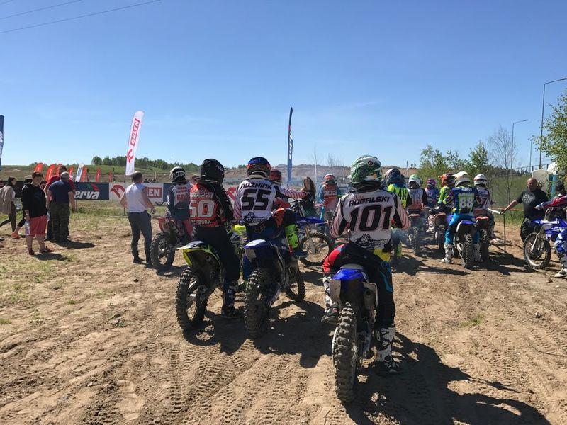 Motocorss Olsztyn fot. K.M. Rogalscy 1