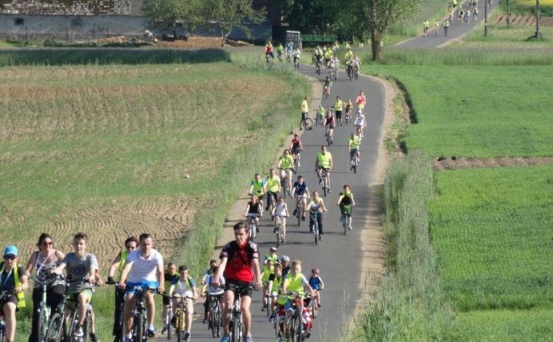 Wyprawa pieszo-rowerowa 2017 fot. UM Tuchola