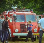 II Zlot Aut Pożarniczych i Militarnych 17.06.2017 Gostycyn-11