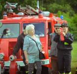 II Zlot Aut Pożarniczych i Militarnych 17.06.2017 Gostycyn-12