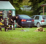 II Zlot Aut Pożarniczych i Militarnych 17.06.2017 Gostycyn-26