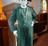 Ks. Konstantyn Krefft wystawa kościół Bozego Ciała Tuchola 9.06.207 fot. nadesłane 2