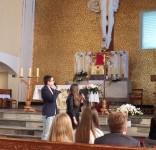 Ks. Konstantyn Krefft wystawa kościół Bozego Ciała Tuchola 9.06.207 fot. nadesłane 5