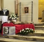 Ks. Konstantyn Krefft wystawa kościół Bozego Ciała Tuchola 9.06.207 fot. nadesłane 9