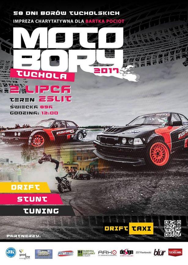 Motobory 2017 plakat
