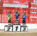 Tosia Rogalska wygrała  III rundę Mistrzostw Polski w motocrossie w Strykowie 10,11.06.2017 fot. K. Rogalski 8
