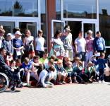 XVIII Powiatowe Szkolne Igrzyska Sportowo-Rekreacyjne 2.06.2017 fot. Starostwo Tuchola 4