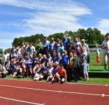 XVIII Powiatowe Szkolne Igrzyska Sportowo-Rekreacyjne 2.06.2017 fot. Starostwo Tuchola 5
