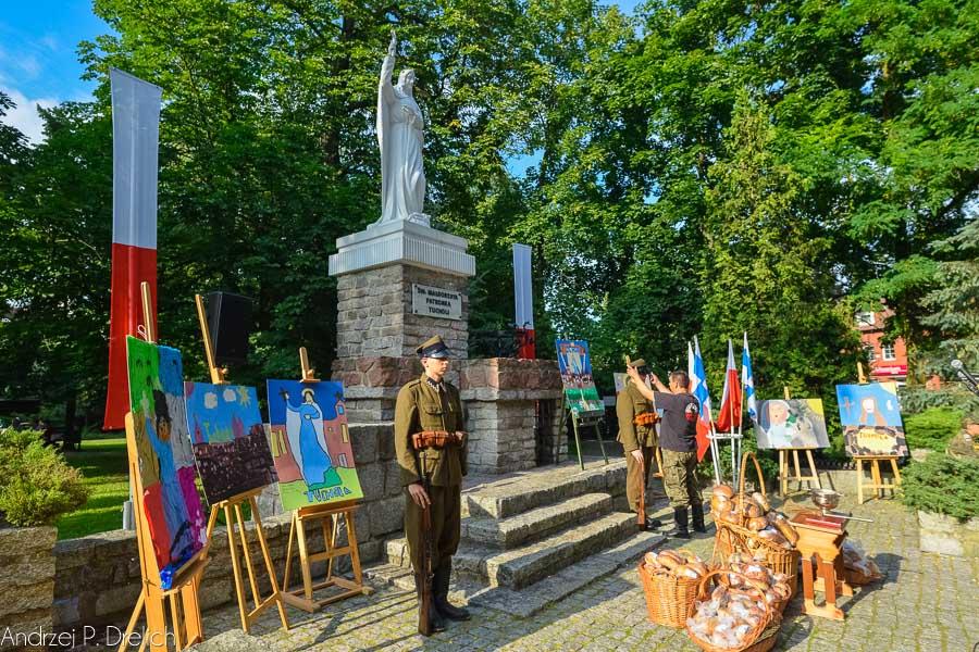 Święo patronki Tucholi św. Małgorzaty 20.07.2017-3
