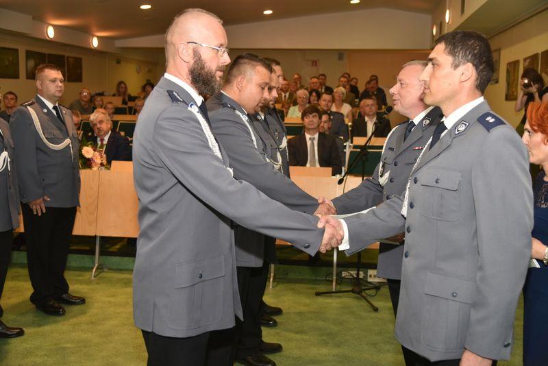 Święto Policji 12.07.2017 fot. KPP Tuchola 7