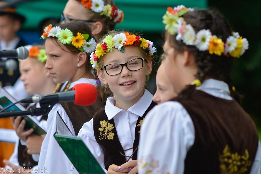 Dzień Folkloru Borowiackiego Tuchola 1.07.2017-14