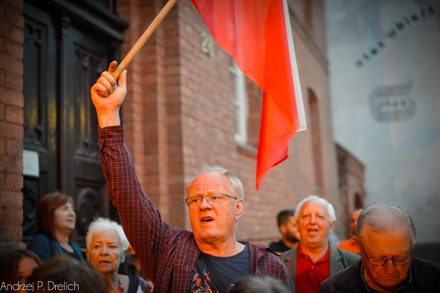 Protest Sąd Rejonowy Tuchola 24.07.2017-6