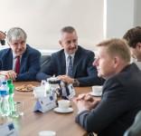 Umowa na remont DW 240 3.08.2017 Urząd Marszałkowski Toruń fot. Urząd Marszałkowski 1