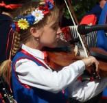 Wizyta w Skansenie w Kłóbce  BTK 6.08 05
