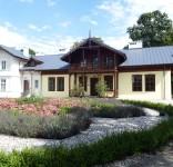 Wizyta w Skansenie w Kłóbce  BTK 6.08 09