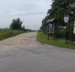 modernizacja drogi Wysoka Wieś – Mały Mędromierz 08.2017 fot. UM Tuchola 3