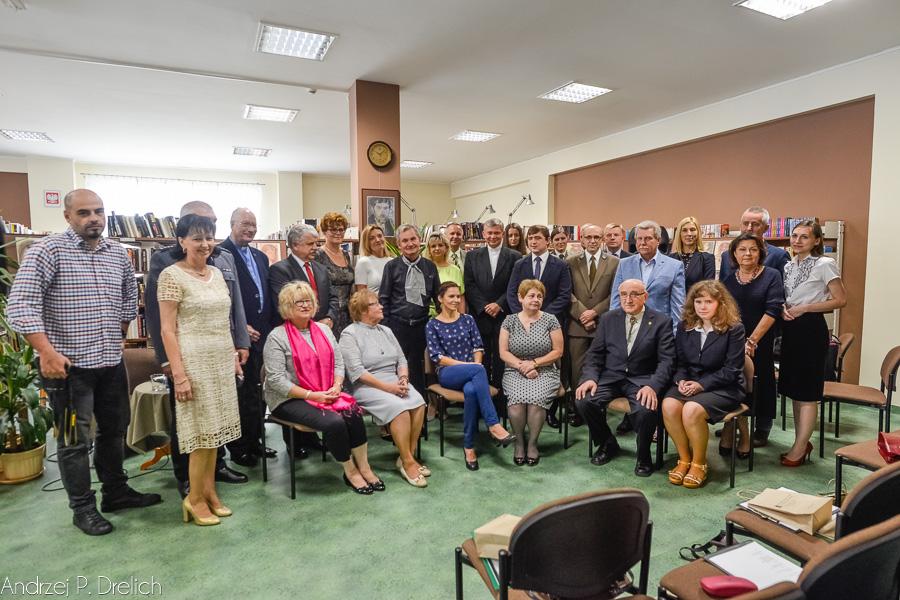 Narodowe czytanie Weele' S. Wyspiański' MBP Tuchola 2.09.2017-21