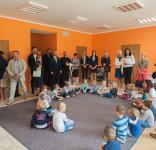 Przedszkole nr 1 Tuchola oddanie nowej części budynku 12.09.2017-41