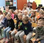 Lekarze weterynarii czytali dzieciom 2