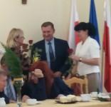 Uroczystość z okazji Dnia Edukacji Narodowej w gminie Lubiewo 10.2017 fot. UG Lubiewo 1