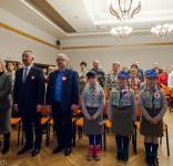 Śpiewanki patriotyczne 10.11.2017 TOK Tuchola ZHP Tuchola-23