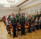 Śpiewanki patriotyczne 10.11.2017 TOK Tuchola ZHP Tuchola-24