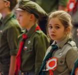 Śpiewanki patriotyczne 10.11.2017 TOK Tuchola ZHP Tuchola-29