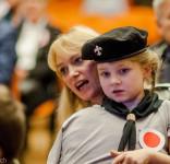 Śpiewanki patriotyczne 10.11.2017 TOK Tuchola ZHP Tuchola-31