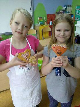 Pierniki Mała Szkoła Klonowo 11.2017 10