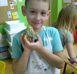 Pierniki Mała Szkoła Klonowo 11.2017 9