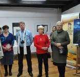 Wernisaż. Wystawa Poplenerowa SCHLEHDORF 2017 fot. S. Podgórska 9.11.2017 1
