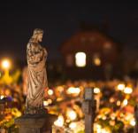 Zaduszki w Tucholi 02.11.2107 fot. Andrzej Drelich-10