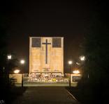 Zaduszki w Tucholi 02.11.2107 fot. Andrzej Drelich-16