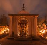 Zaduszki w Tucholi 02.11.2107 fot. Andrzej Drelich-2