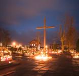 Zaduszki w Tucholi 02.11.2107 fot. Andrzej Drelich-4