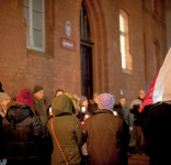 Protest Sąd Rejonowy Tuchola 17.12.2017-5
