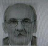Zaginiony 13.12.2017 Tadeusz Grabowski fot. KPP Tuchola