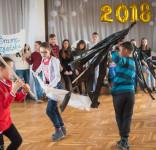 Orszak Trzech Króli Tuchola przygotowania TOK Tuchola 03.01.2018-24
