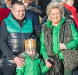 Tuchola Orszak  Trzech Króli 6.01.2018 fot. Andrzej Drelich-10