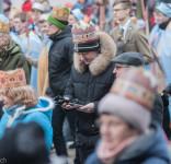 Tuchola Orszak  Trzech Króli 6.01.2018 fot. Andrzej Drelich-100