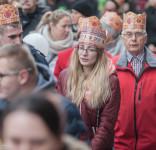 Tuchola Orszak  Trzech Króli 6.01.2018 fot. Andrzej Drelich-105