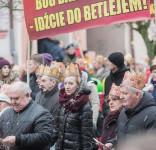 Tuchola Orszak  Trzech Króli 6.01.2018 fot. Andrzej Drelich-110