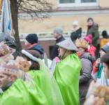 Tuchola Orszak  Trzech Króli 6.01.2018 fot. Andrzej Drelich-114