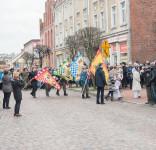 Tuchola Orszak  Trzech Króli 6.01.2018 fot. Andrzej Drelich-119