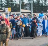 Tuchola Orszak  Trzech Króli 6.01.2018 fot. Andrzej Drelich-12
