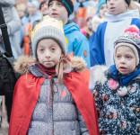 Tuchola Orszak  Trzech Króli 6.01.2018 fot. Andrzej Drelich-130
