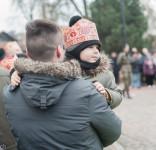 Tuchola Orszak  Trzech Króli 6.01.2018 fot. Andrzej Drelich-139
