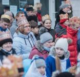 Tuchola Orszak  Trzech Króli 6.01.2018 fot. Andrzej Drelich-150