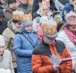 Tuchola Orszak  Trzech Króli 6.01.2018 fot. Andrzej Drelich-153