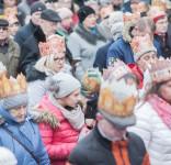 Tuchola Orszak  Trzech Króli 6.01.2018 fot. Andrzej Drelich-154